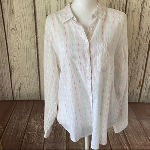 Maurices button down top size extra large XL